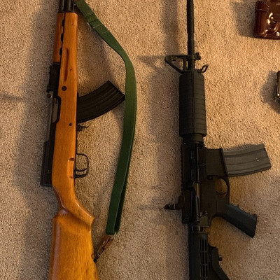 norcico sporter and ar15