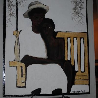 Hemmerling original painting
