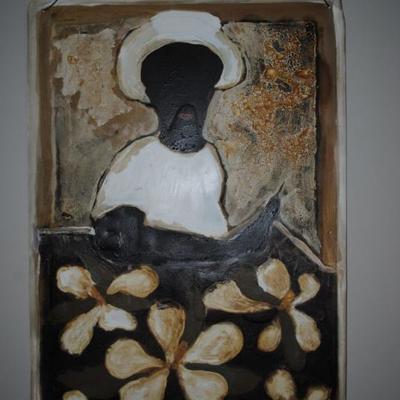 Hemmerling original painting of Sweet Olive