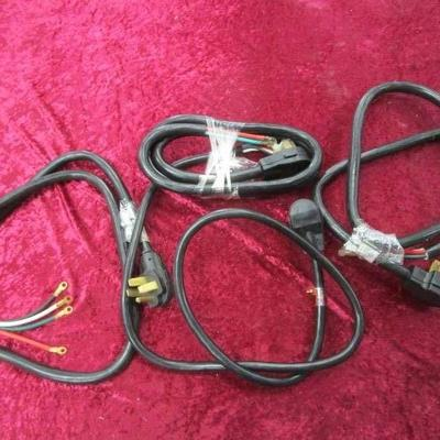 Large Lot of Dryer Cords