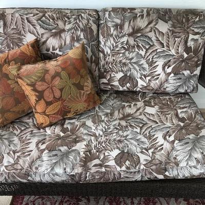 Cushion Detail.