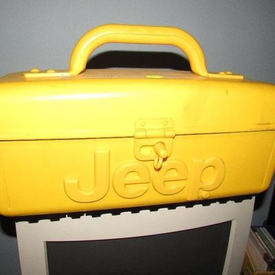 Jeep Boom Box
