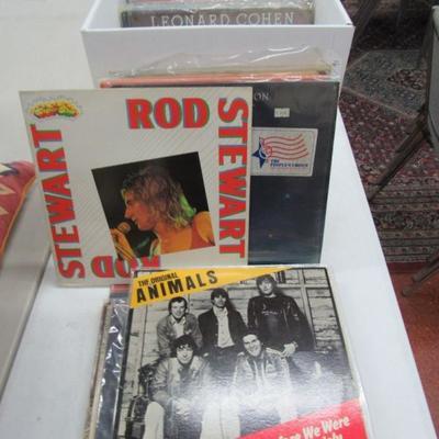 Rock & Blues Record Albums