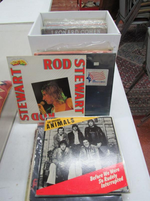 Rock & Blues Record Albums
