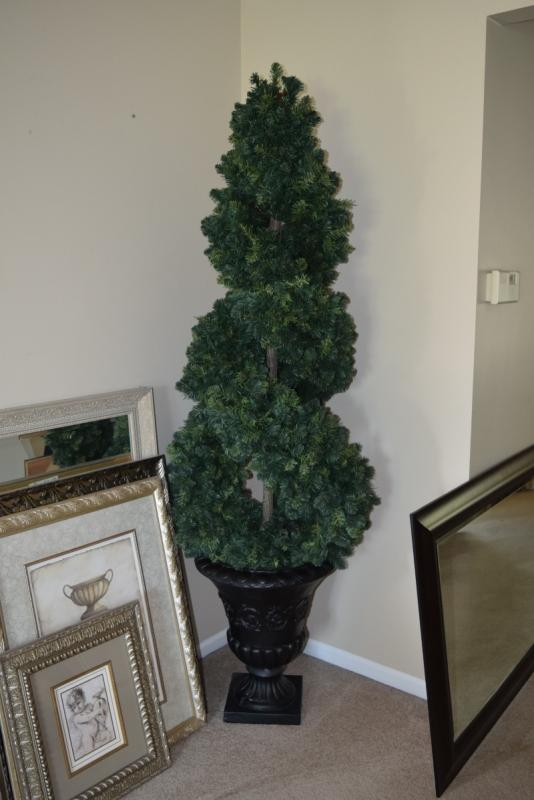 Artificial Tree in Planter