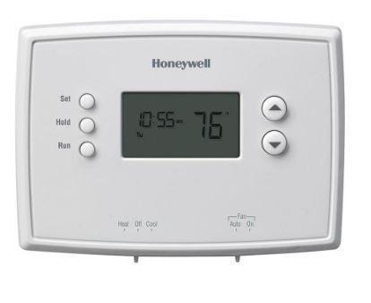 Honeywell 1-Week Programmable Thermostat Programma ...