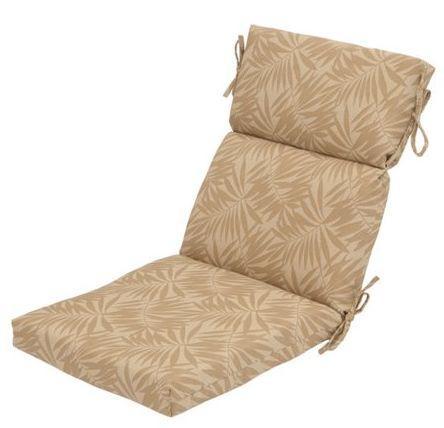 Armantha Palm Outdoor Dining Chair Cushion