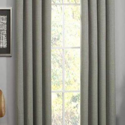 Eclipse Sage Palisade Curtain Panels 52x84