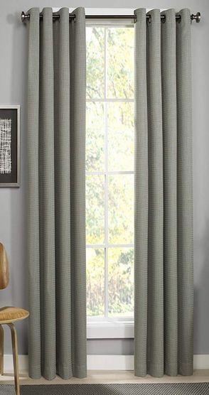 Eclipse Sage Palisade Curtain Panels 52x84