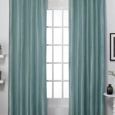 Exclusive Home Chatra Sea Foam Curtain Set 54x84