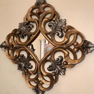 """This 55"""" x 55"""" Mirror is Stunning!"""