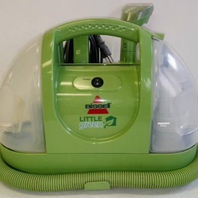 Bissell Little Green Portable Spot and Stain Machi ...