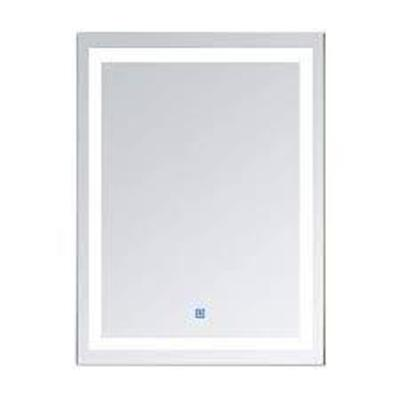 24x32 Inch Led Lighted Bathroom Mirror With Dimmab ...