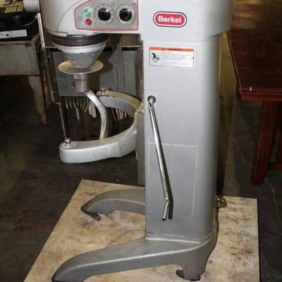Berkel Model FMS40 Mixer - 40 Qt. Floor Type Mixer