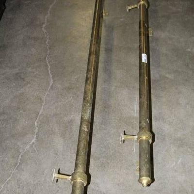 2 - Brass Kick Rails