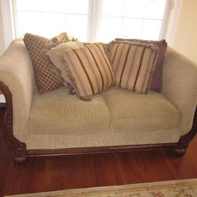 Raymour & Flanigan Living Room Suite