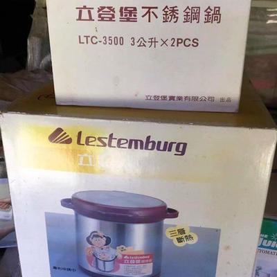 AHH017 Lestemburg Pot