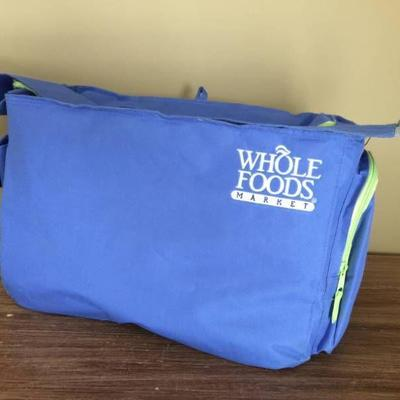 Whole Foods insulated bag