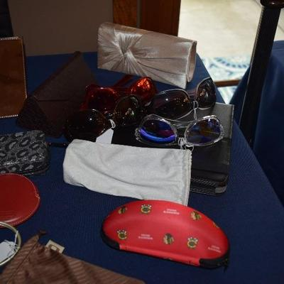 Coach Purses, Wallets, Large Variety, Sunglasses