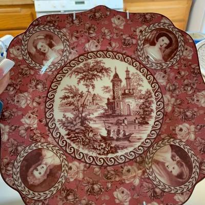 Beautiful china pieces