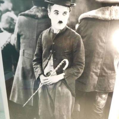 Charlie Chaplin #1