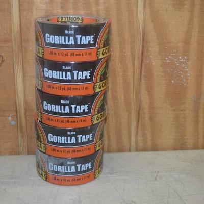 5 Rolls Gorilla Tape