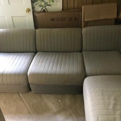 Sectional sofa $145