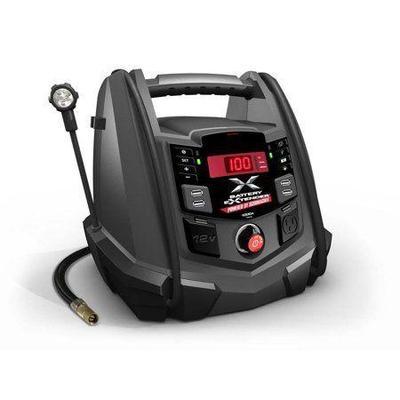12-Volt, 1,200 Amp Battery Jump Starter