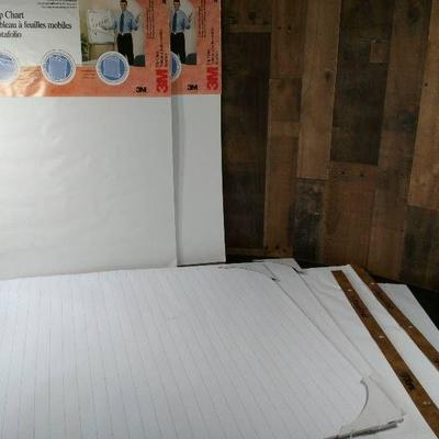 Easel Paper Pad Variety Lot