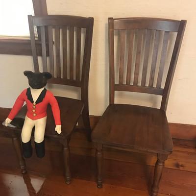 Chair $49 each 4 available 4 for 180 fox $65