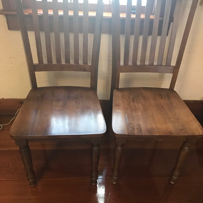 Chair $49 each 4 available 4 for 180