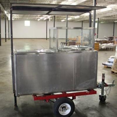 Carts of Colorado Hot Dog Cart