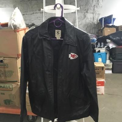 #Gear For Sports KC Chiefs Jacket Sz M