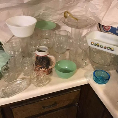 Glass Galore and More