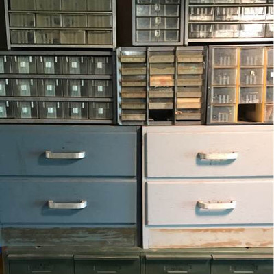 Big Time Little Drawers