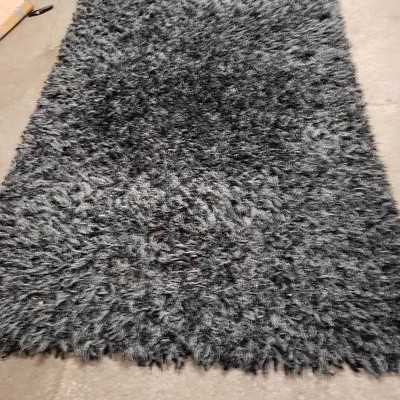 Crystal Shag Collection Area Rug