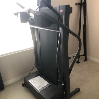 ProForm Space Saver Folding Treadmill