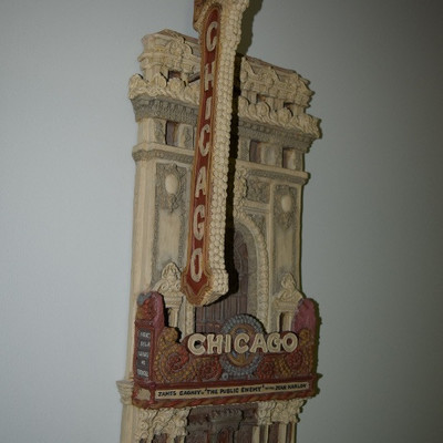 Chicago Theater Wall Decor
