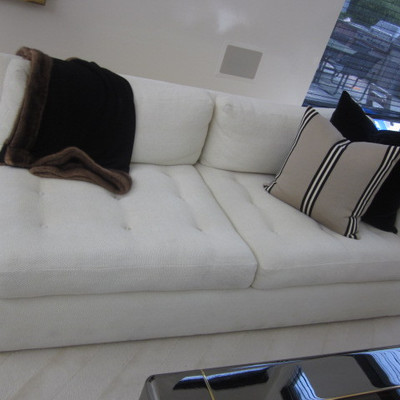 Two Custom Sectional Sofas To Choose From