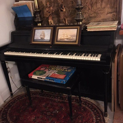 Wurlitzer Up Right Organ Antique Piano SGA025 Local Pickup https://www.ebay.com/itm/123796976987