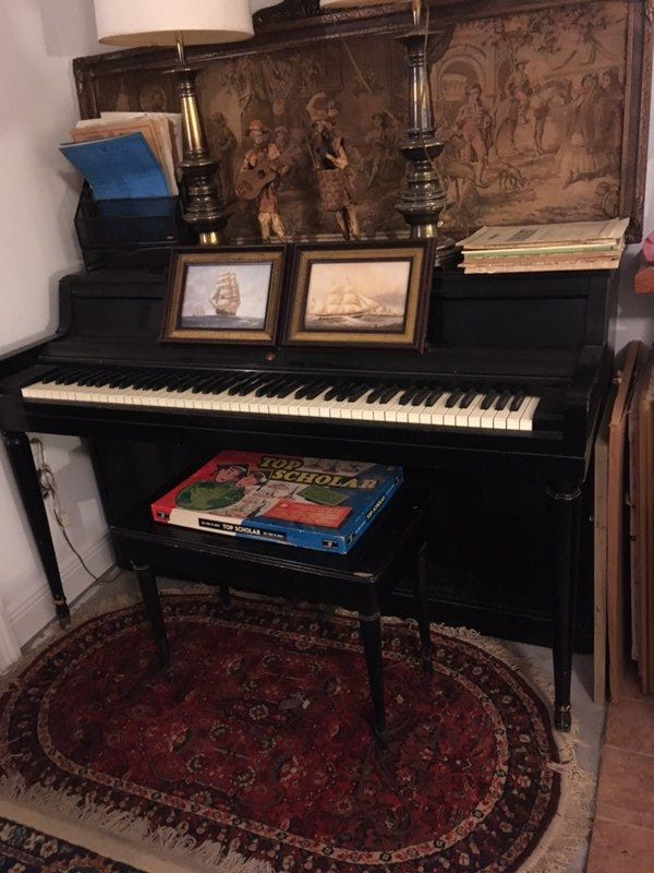 Wurlitzer Up Right Organ Antique Piano SGA025 Local Pickup https://www.ebay.com/itm/123796976987