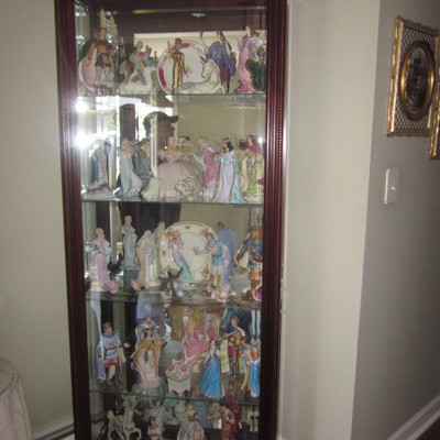 Huge Judaica Collection Huge Guiseppe Armani Statue Collection Huge Lenox Collection