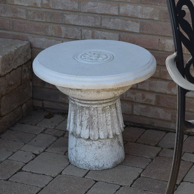 Outdoor Table/Plant Stand