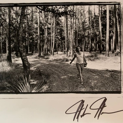 Annie Leibovitz, Signed Mark Morris
