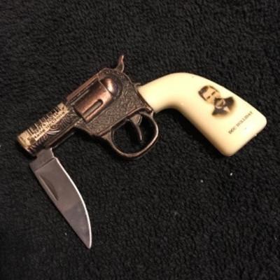 Doc Holliday Pistol Knife
