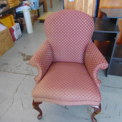 2 Vintage Arm sitting chairs