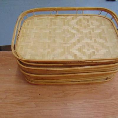 12 picnic trays