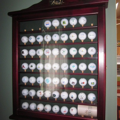 Golf Ball Collection