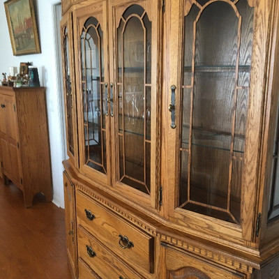 Canal Dover Hutch - $525