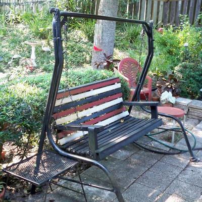 Modern Love seat Swing